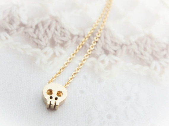 Women's Necklace Minimalist Collection - Gold & Silver