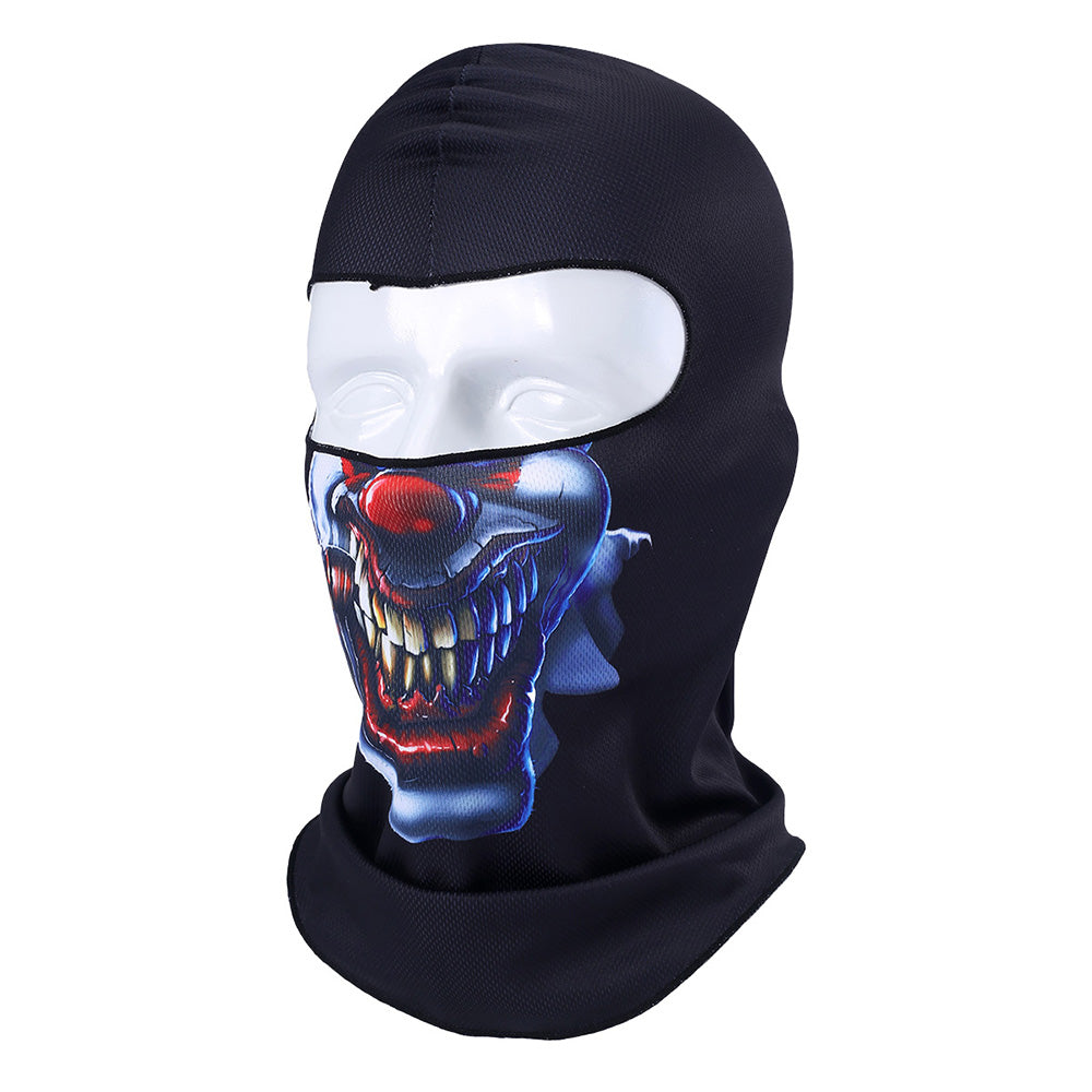 3D Balaclava  *Joker   *V for Vendetta Mask  *Unisex Face Mask