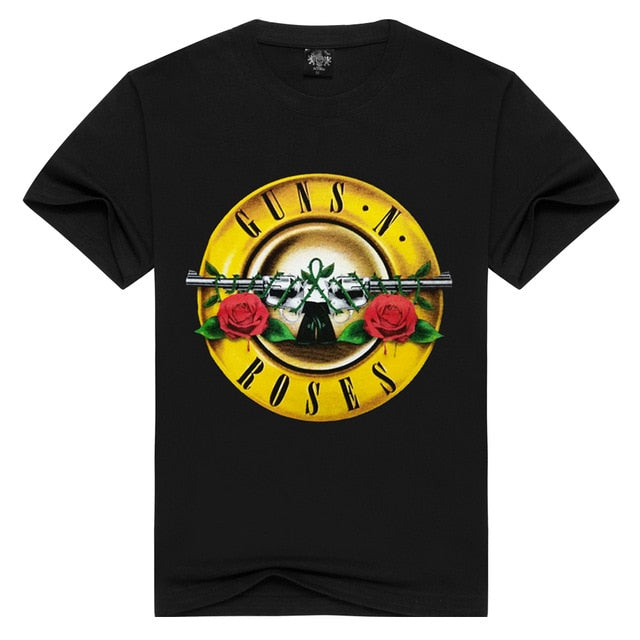 The Rose T-Shirt Collection 2021 - GUNS N' ROSES
