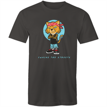Load image into Gallery viewer, Sportage Surf Mens Tee - Owning The Streets Cat - Meow Express