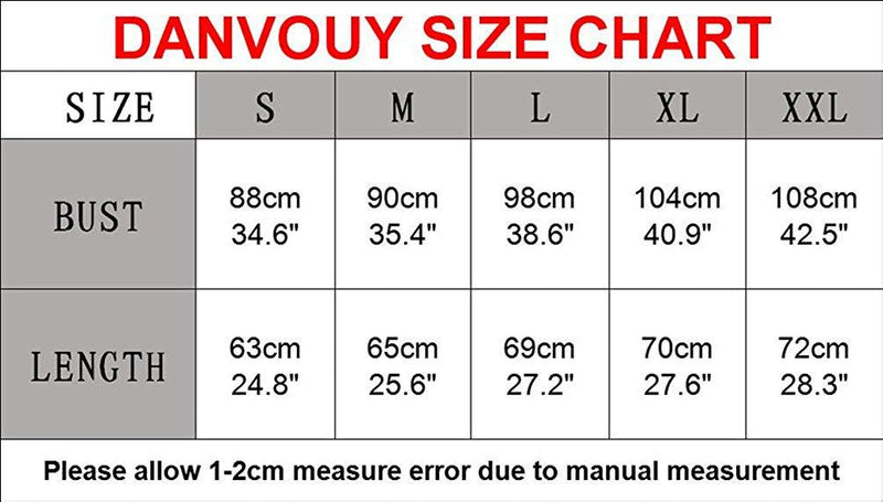 DANVOUY Women's V-Neck Summer Casual Letters Printed Short Sleeves Graphic T-Shirt