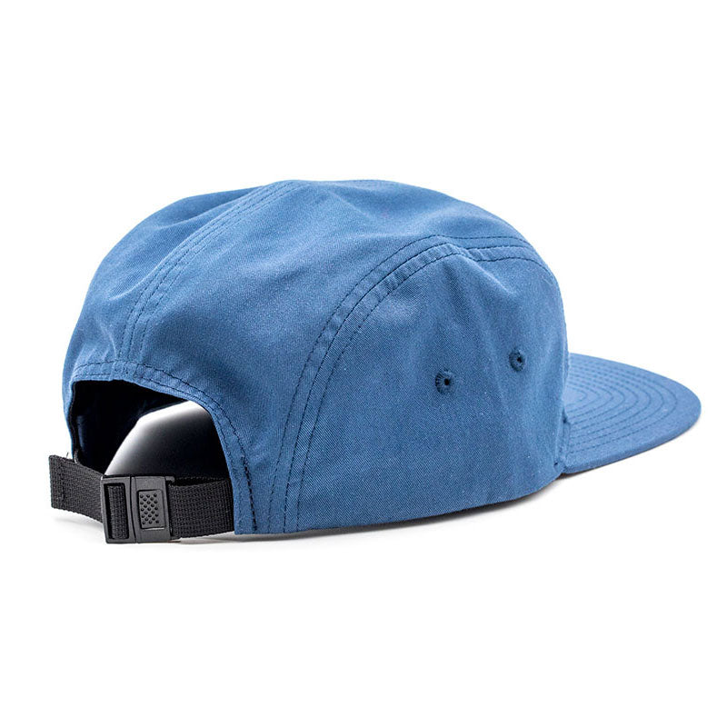 Vice & Virtue 5-Panel Hat - Blue