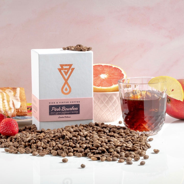 Finca Monteblanco — Anaerobic, Fruit-Juice Washed Colombian Pink Bourbon