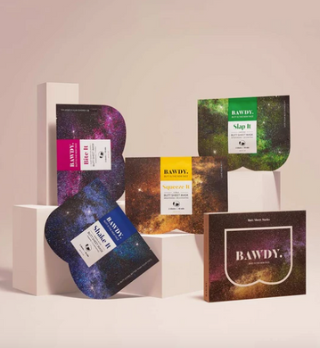 Butt Mask Galaxy Kit | Bawdy Beauty