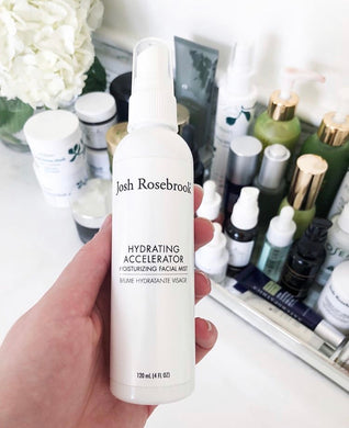 Spray para Hidratación Acelerada | Josh Rosebrook | 120 ml