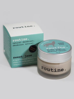 Desodorante Natural | Sweet Jane | Routine