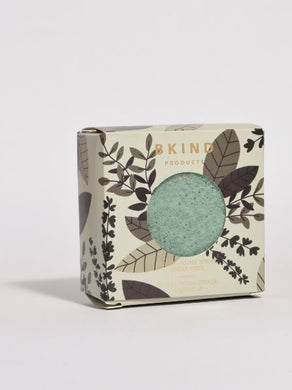 Konjac Esponja Facial Green Clay | Bkind