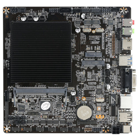 Intel Celeron J1900L1 Processor Desktop Pc Mini Itx Motherboard with One Lan Support Ddr3L So-Dimm