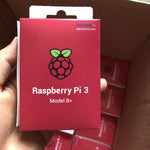 2018 new original Raspberry Pi 3 Model B+ (plus) Built-in Broadcom 1.4GHz quad-core 64 bit processor Wifi Bluetooth and USB Port