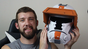 Making a Havok Trooper Helmet