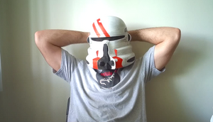 How to make a 212th Airborne Trooper Helmet
