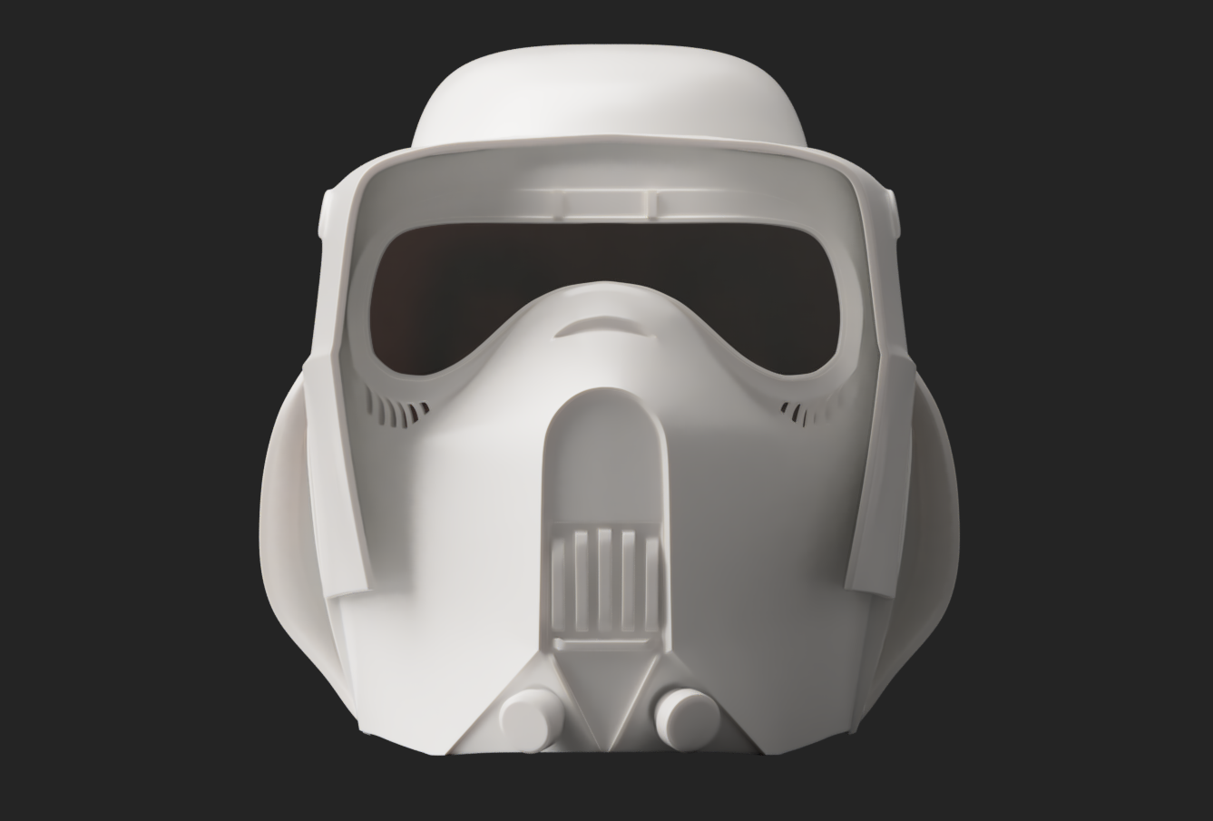 Kashyyyk Clone Trooper Armor - 3D Print Files - The Galactic Armory