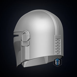 The Mandalorian Helmet - 3D Print Files - The Galactic Armory