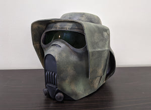 Kashyyyk Clone Trooper Helmet - DIY - The Galactic Armory