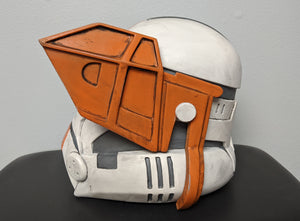 Havok Trooper Helmet - DIY - The Galactic Armory