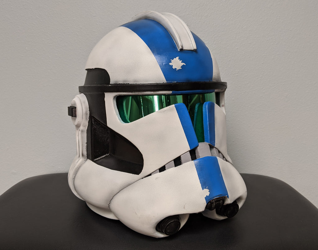 Phase 2 Clone Trooper Helmet - DIY - The Galactic Armory