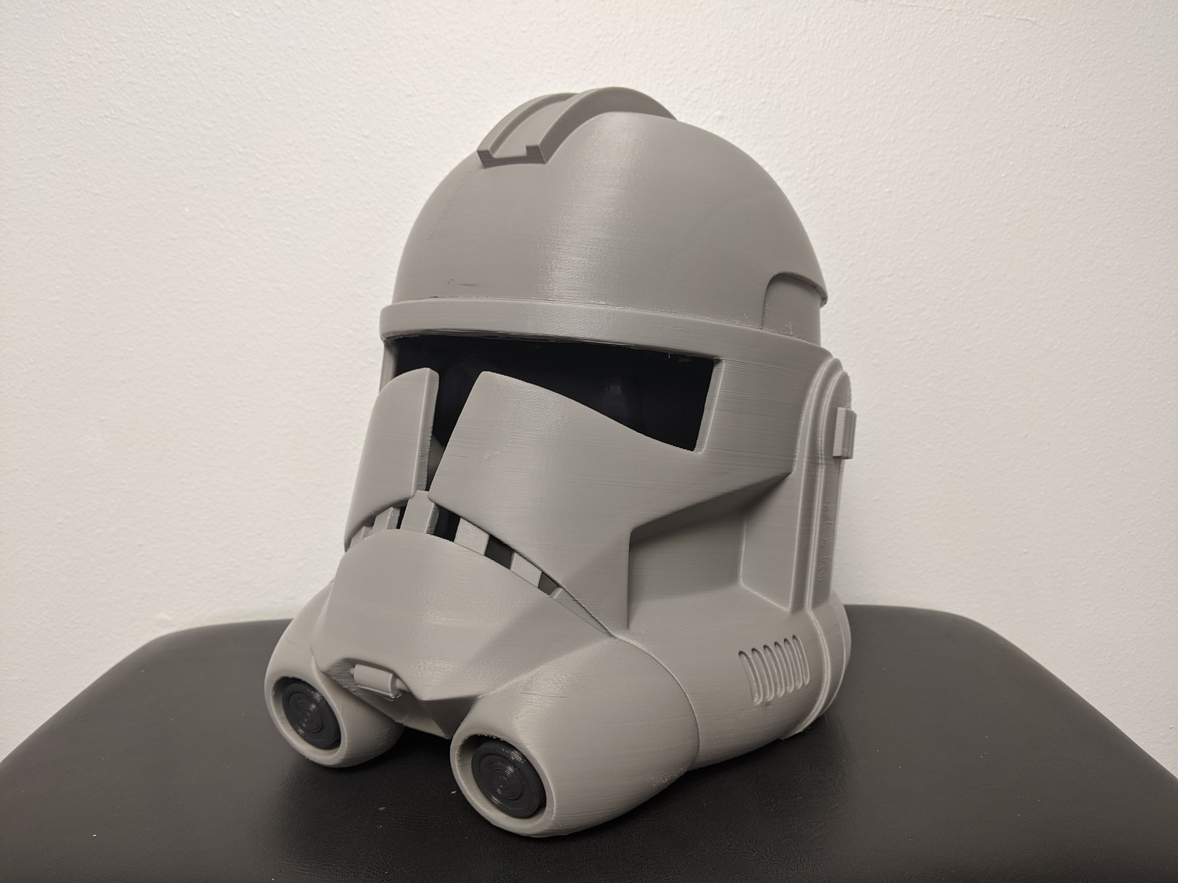 Phase 2 Animated Clone Trooper Helmet - DIY - The Galactic Armory