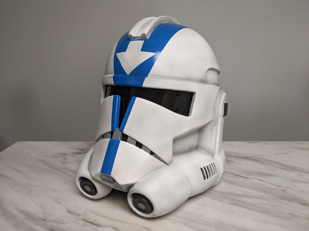 Phase 2 Animated Clone Trooper Helmet - DIY - Galactic Armory