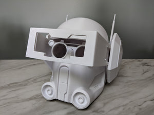 Bad Batch Tech Helmet - DIY - Galactic Armory