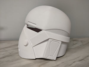 Bad Batch Wrecker Helmet - DIY - The Galactic Armory