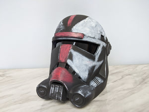 Bad Batch Hunter Helmet - DIY - Galactic Armory