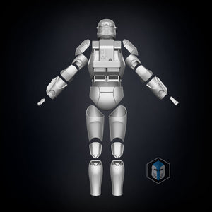 Republic Commando Armor - 3D Print Files - Galactic Armory