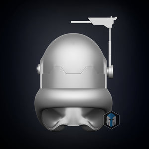 Bad Batch Crosshair Helmet - 3D Print Files - The Galactic Armory