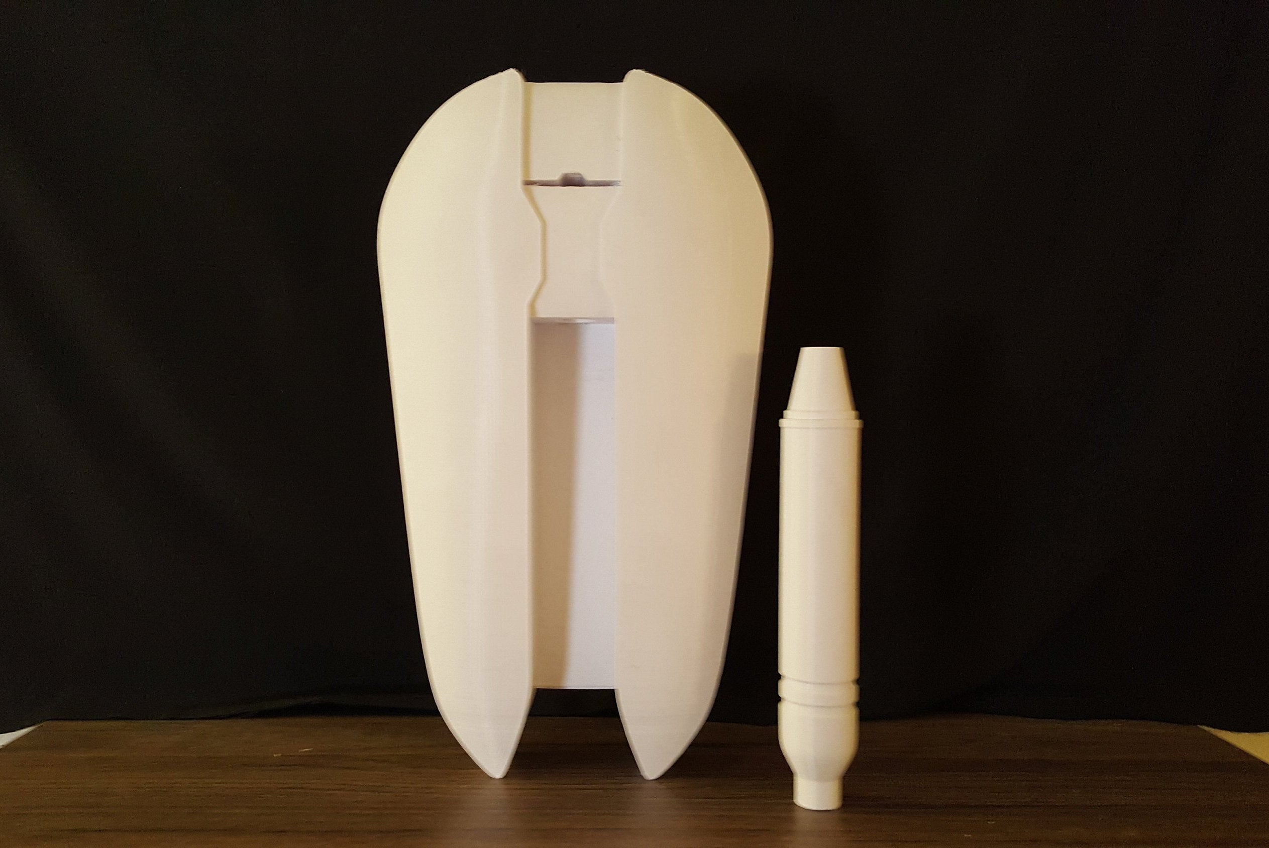 Commander Cody Backpack - DIY - The Galactic Armory