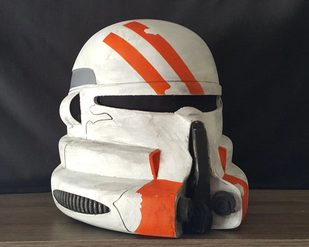 Airborne Clone Trooper Helmet - DIY - The Galactic Armory