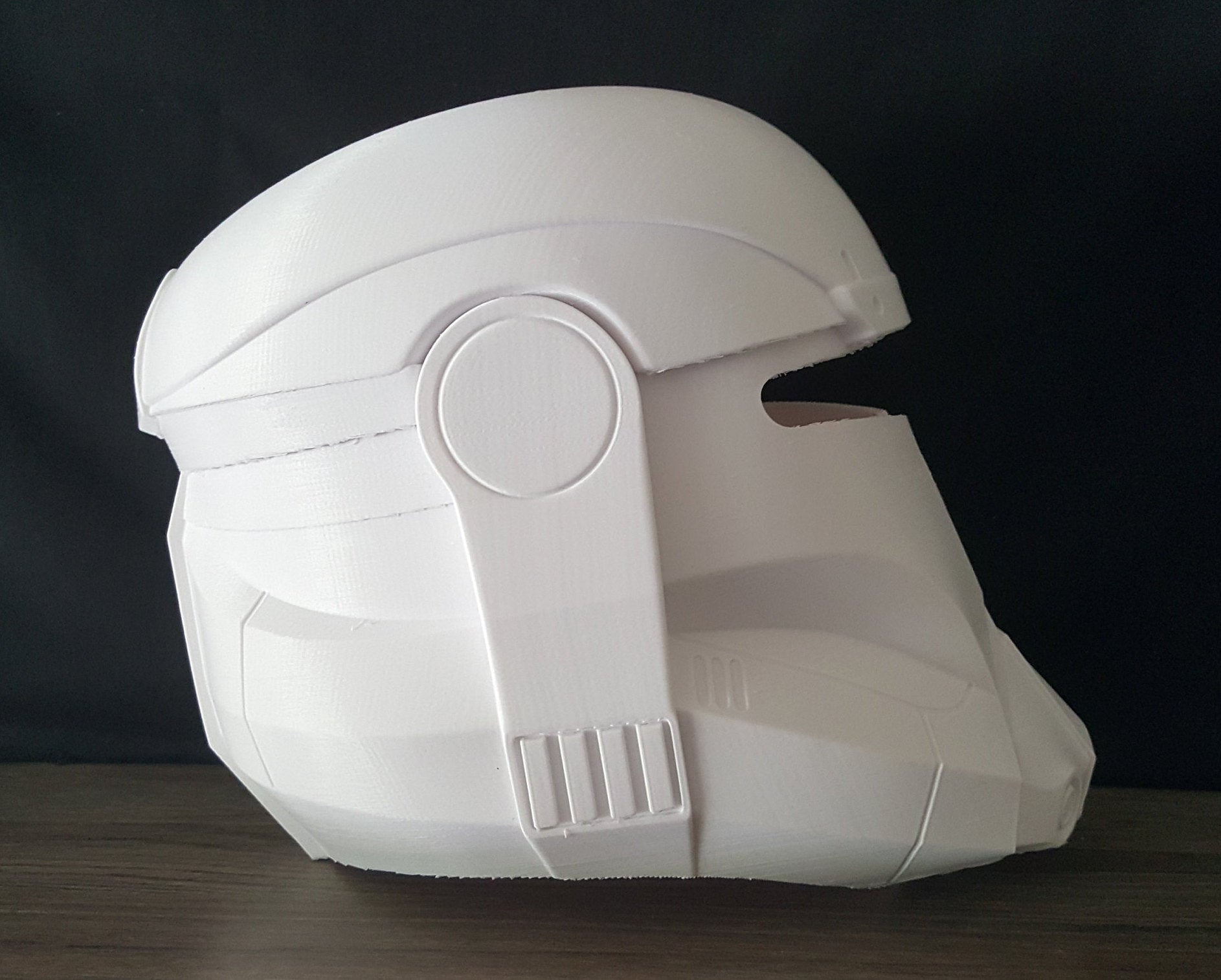 Republic Commando Clone Trooper Helmet - DIY - The Galactic Armory