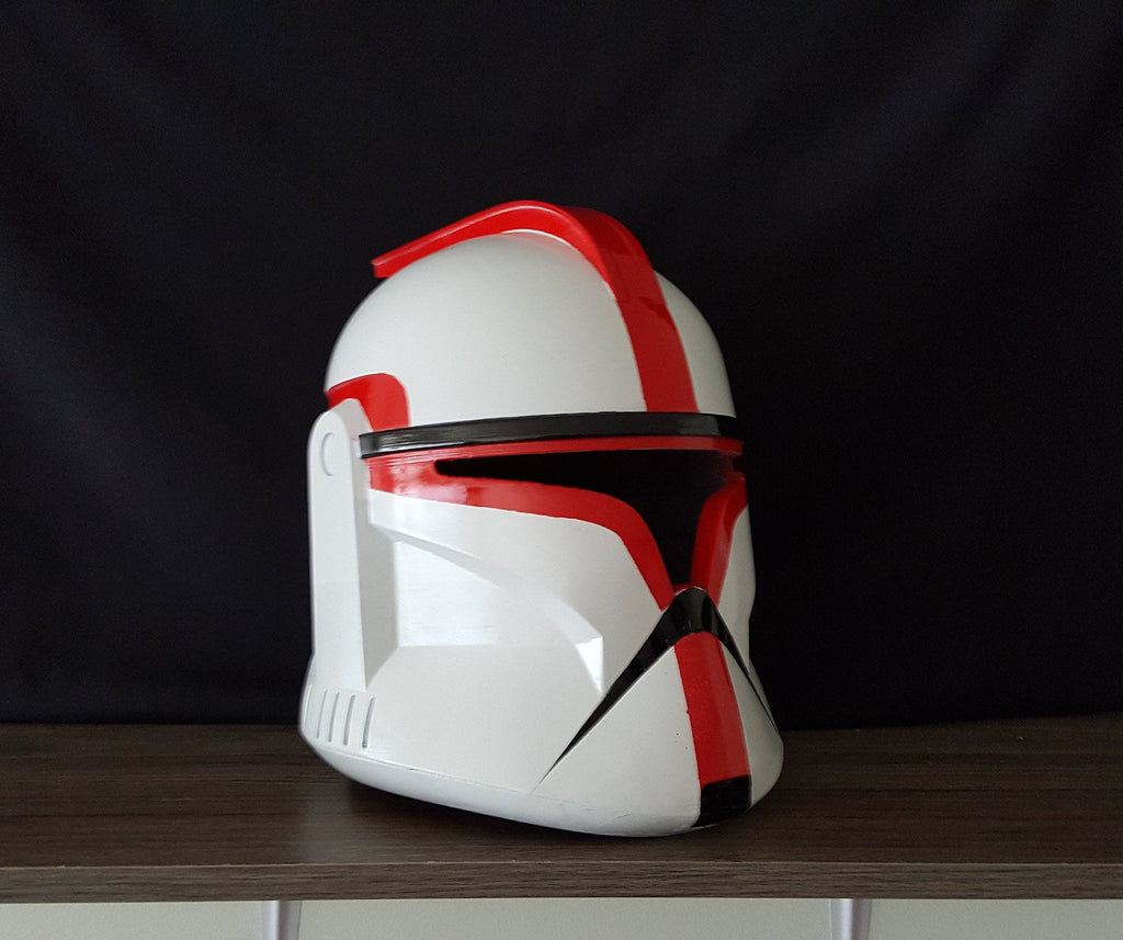 Phase 1 Clone Trooper Helmet - DIY - The Galactic Armory