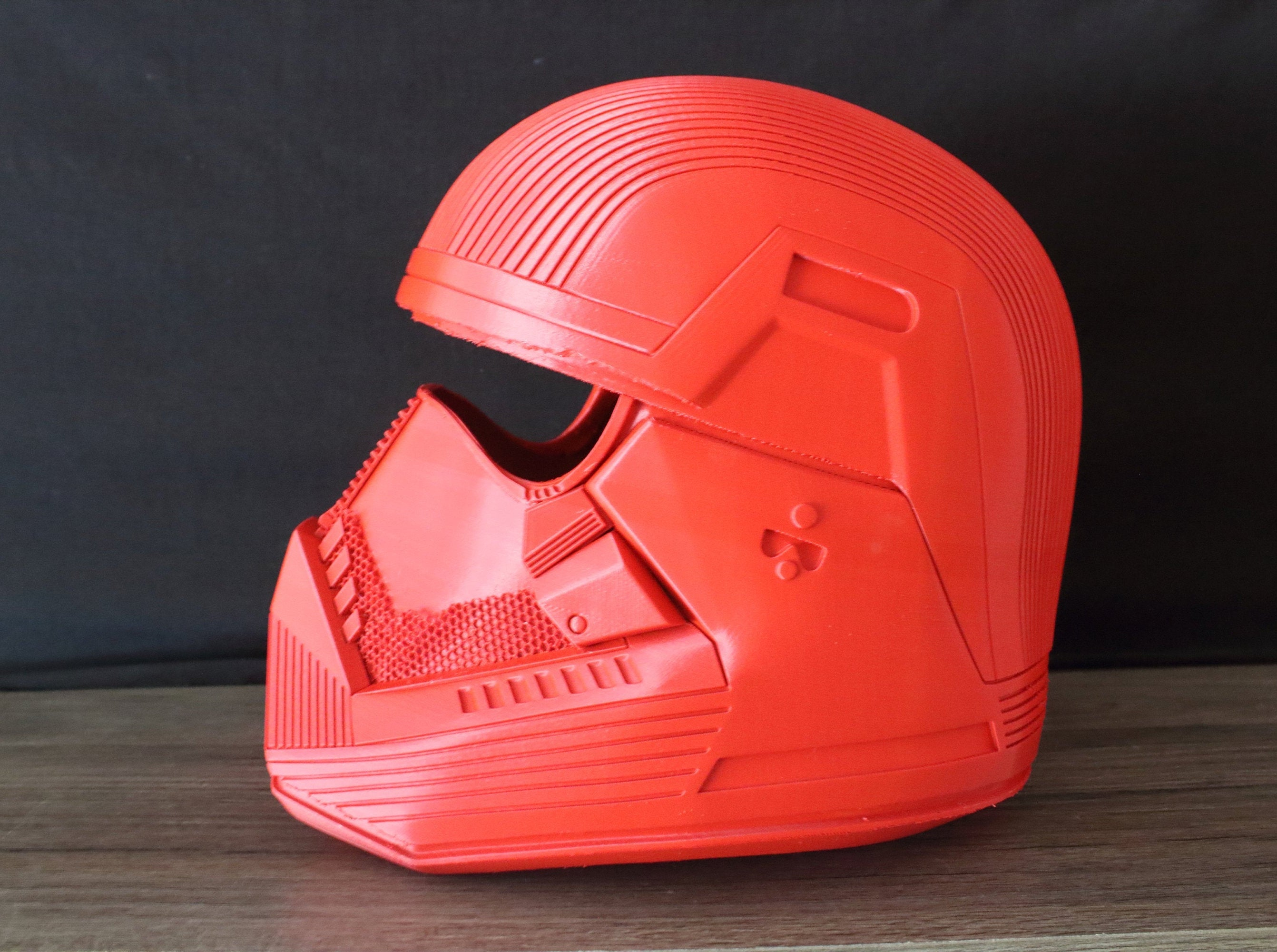 Sith Trooper Helmet - DIY - The Galactic Armory