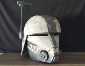 Desert Wolffe Clone Trooper Helmet - The Galactic Armory