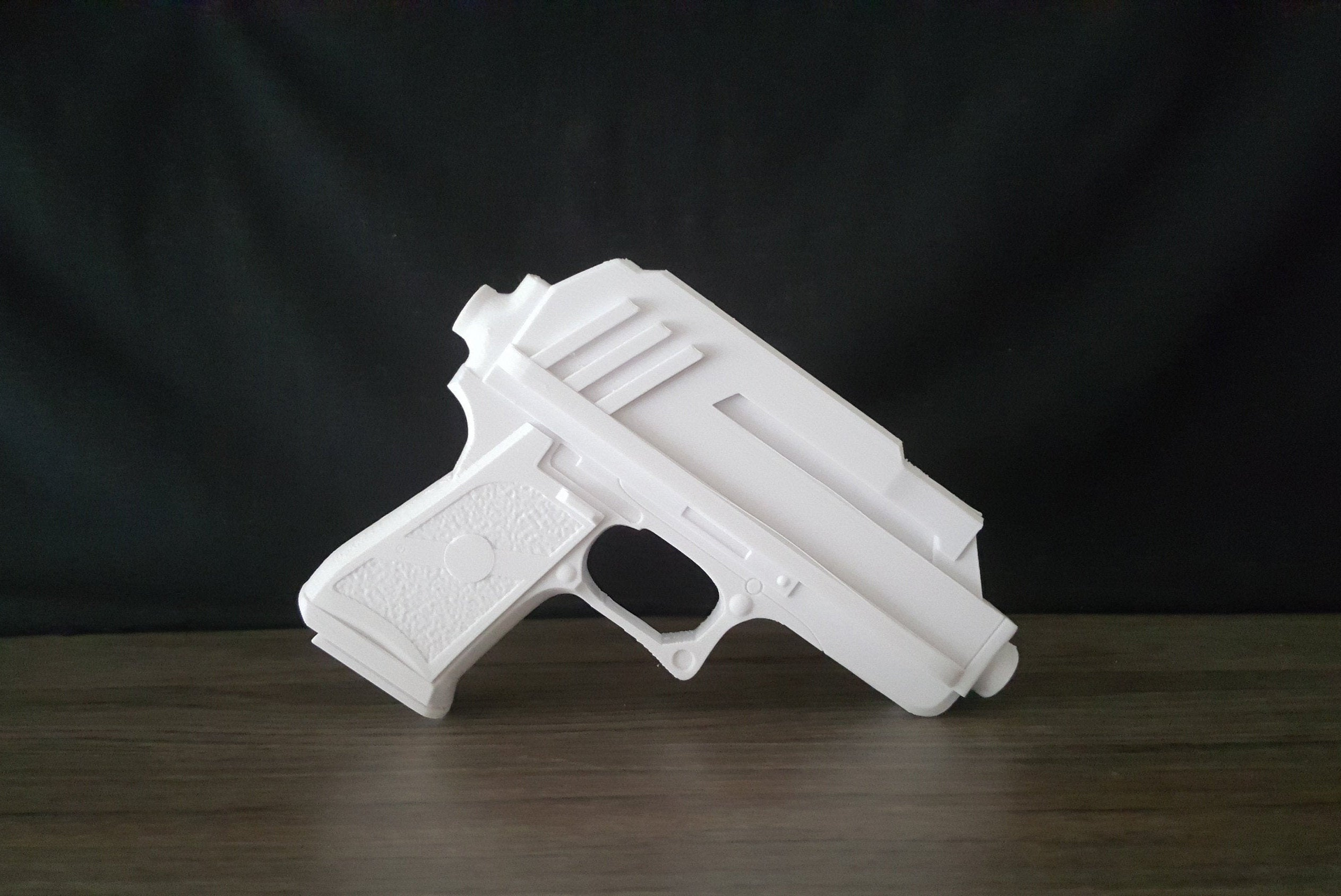 DC-17 Blaster Pistol - Realistic - DIY - The Galactic Armory