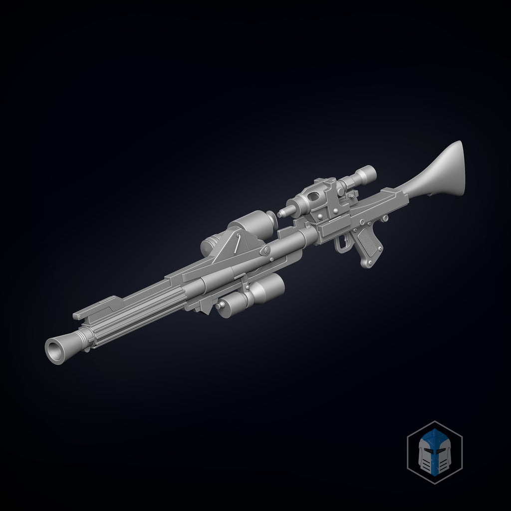 DC-15 LE Blaster Rifle - 3D Print Files - Galactic Armory