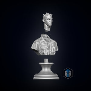 Darth Maul Bust - 3D Print Files - Galactic Armory