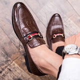 Fashion Brogue Style Oxford Men's Dress Shoes