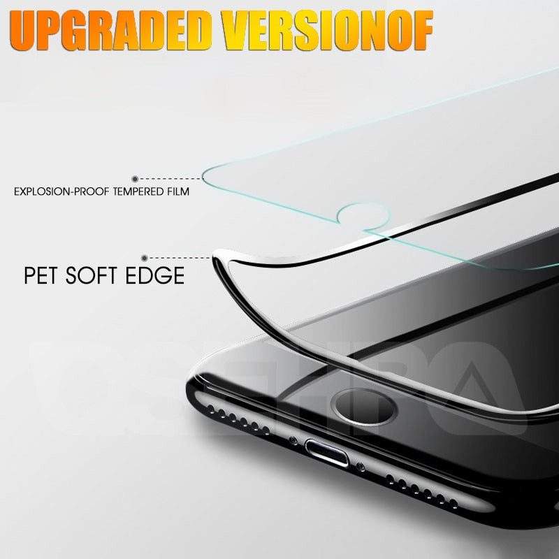 100D Protective Tempered Glass For iPhone