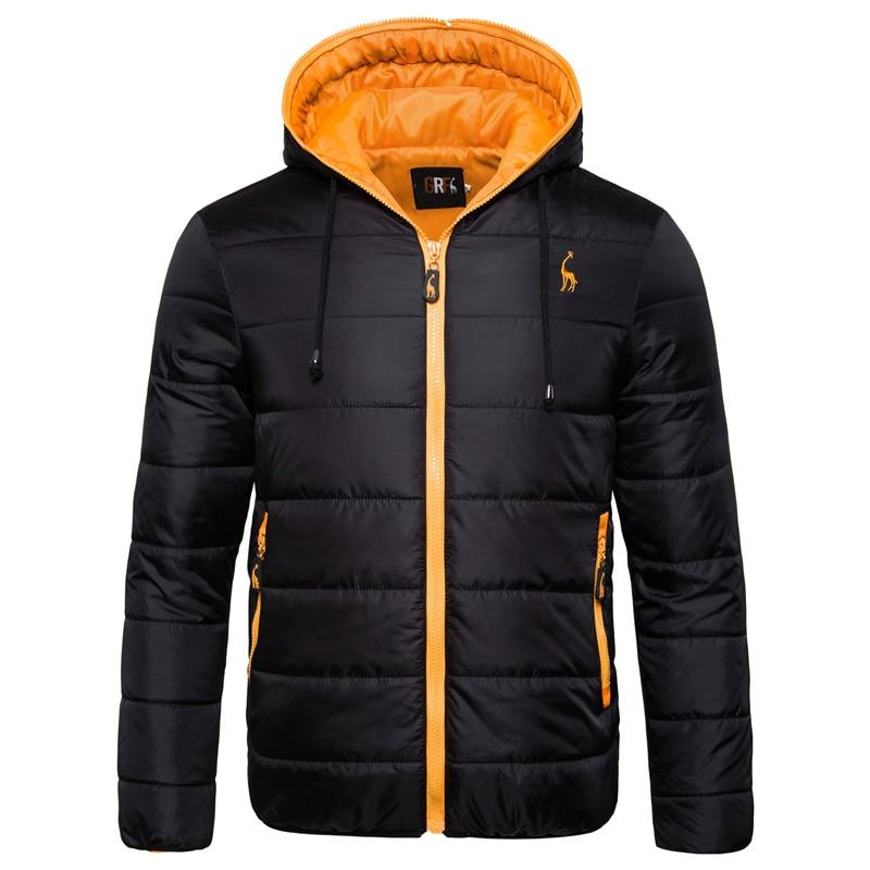 2020 Winter Men Warm Coat