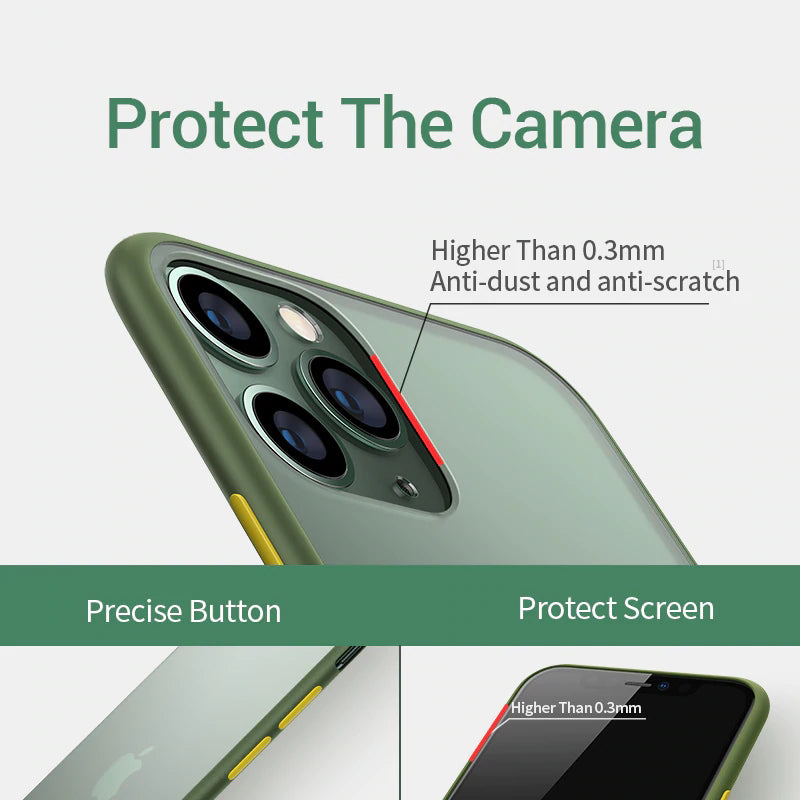 Shockproof Protective Case for iPhone