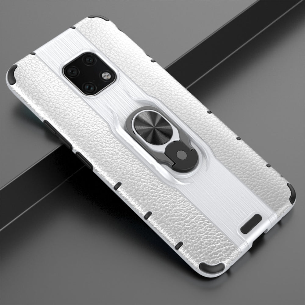 360 Metal Ring Kickstand Shockproof Case For Huawei