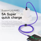 Fast Charging Charger Type-C Cable
