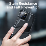 Shockproof Support Wireless Charging Case for iPhone