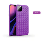 Breathable Mesh Leather Case For iPhone