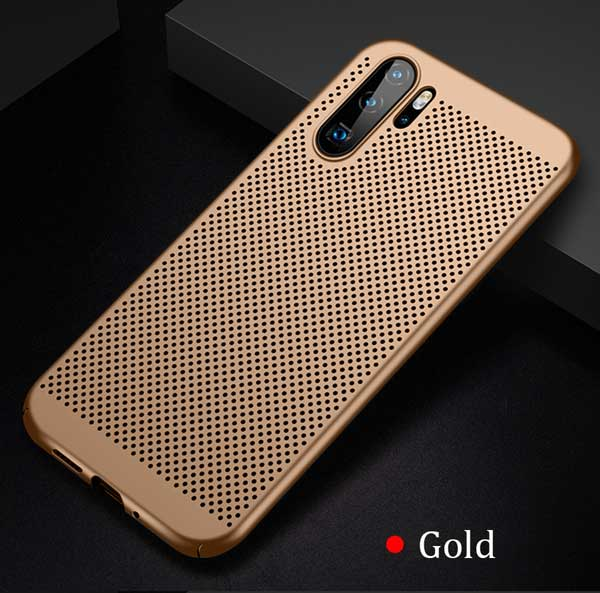 Matte Hard PC Ultra Thin Heat Dissipation Case For Huawei