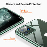 Ultra Slim Thin Clear Soft Case for iPhone