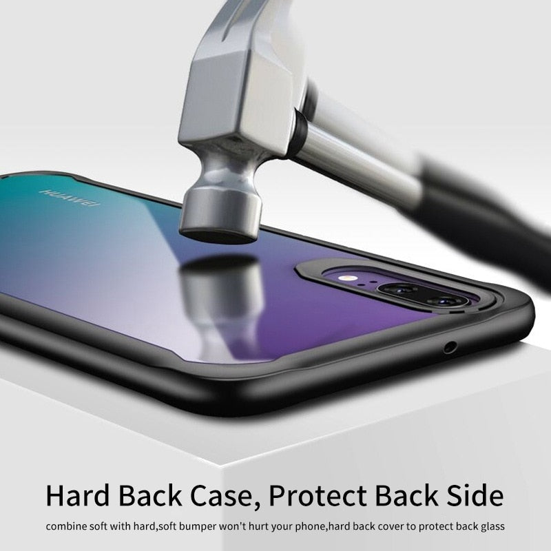 Heavy Duty Shockproof Case For Huawei