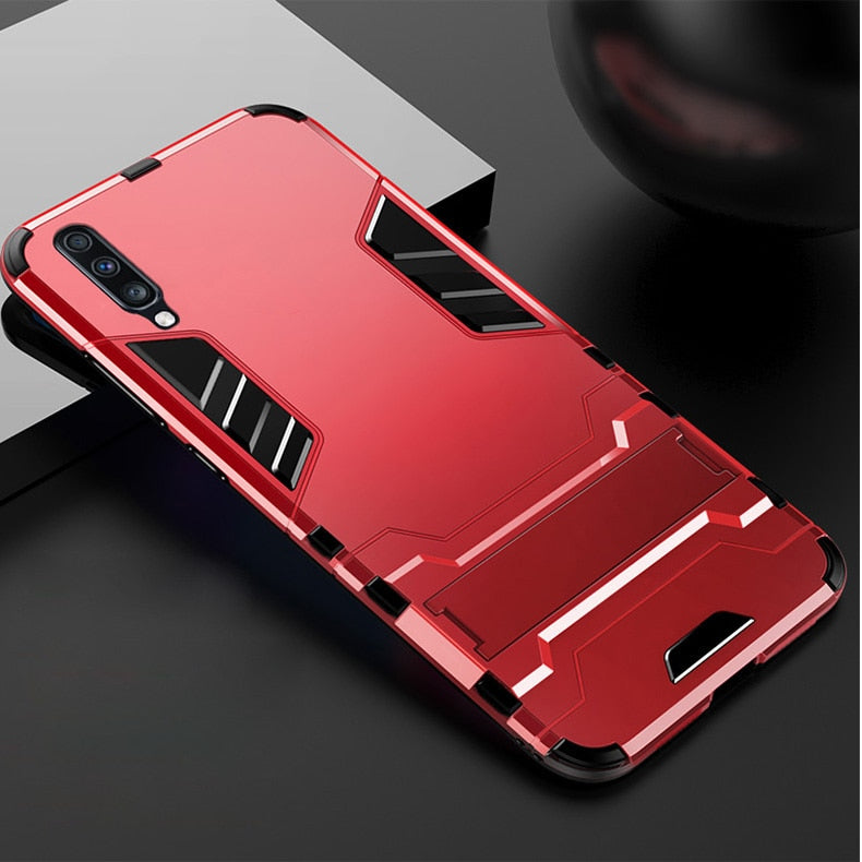 Ultra Shockproof Hard Case For Samsung