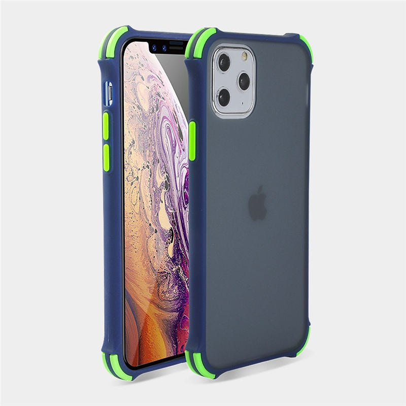 360 Full Protection Transparent Cases for iPhone
