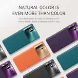 Luxury Shockproof Bumper Leather Case For Huawei